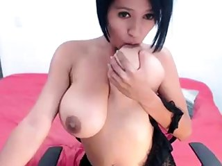 Dazzling huge tit webcam 30