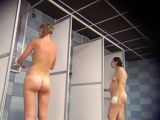 Voyeur Sapphist Teen Shower