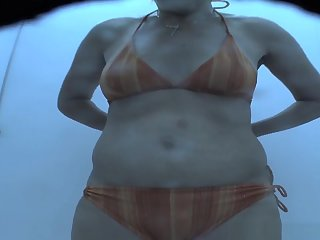 Wild Beach, Amateur, Changing Room Clip