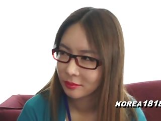 KOREA1818.COM - Korean Lady just about Spectacle Glasses