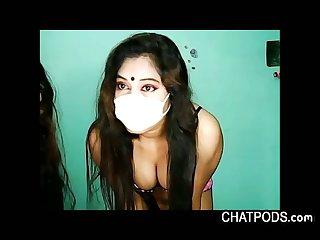 Kissable Indian Lesbian Floozy