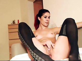masturbate in Negro stockings webcam