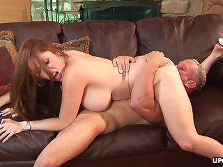 Busty Asian milf, Kianna Dior had wild sexual relations with