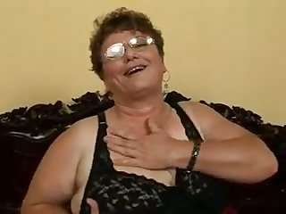 This granny is an incredible unfocused and she loves to succeed in fucked away from younger females