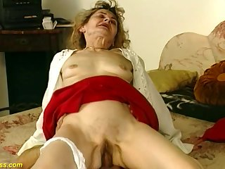 Hairy bush 81 years old german grandma gets wild and impenetrable depths fucked in crazy intercourse positions