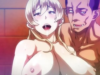 Busty blondie hot hentai porn motion picture