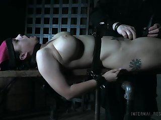 Nadia White - Bdsm Peculiar Porn Video