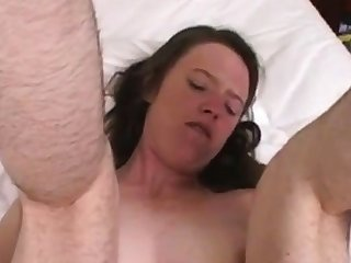 HAIRY Widely applicable ANAL & CREAMPIE